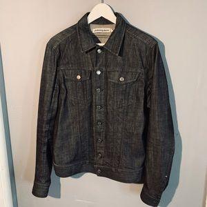 J Lindeberg trucker jacket